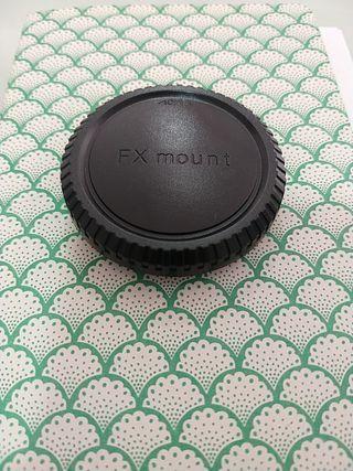Tapa para cámaras Fujifilm X