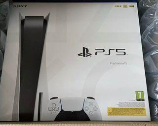 Sony Playstation 5 Bluray Disc PRECINTADA