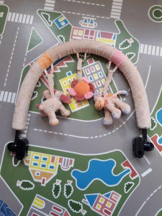 Aro de juguetes para bebe