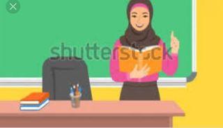 profesora de Árabe