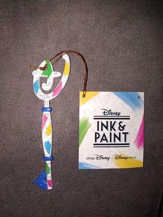 Llave Disney Ink Paint