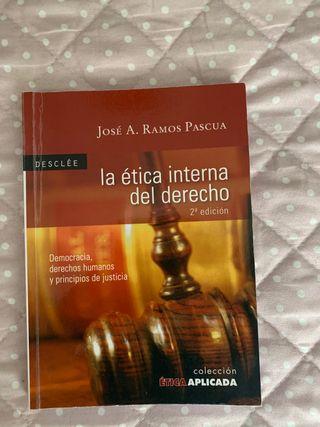 La ética interna del derecho