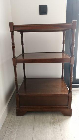 Mueble con estantería