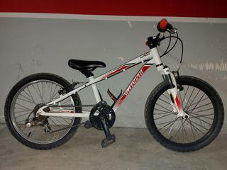 """Bici 20"""" Specialized 6-10 años"""