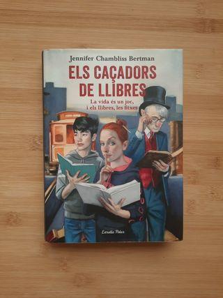 Els caçadors de llibres