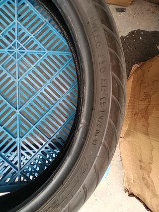 neumático moto 120/70-17 58w