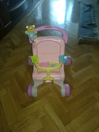 Carro andador