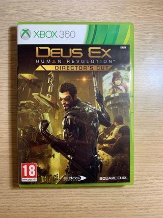 Deus Ex Human Revolution Director's Cut Xbox360