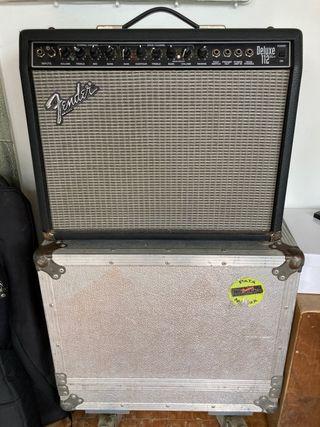 Amplificador para guitarra Fender 112 deluxe plus