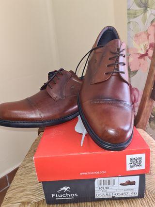 Zapatos Fluchoslight talla 46
