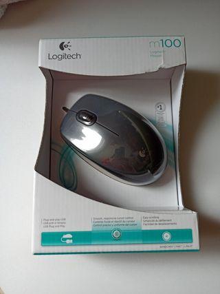 Raton Logitech m100