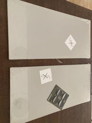 Pizarras Magneticas Ikea SPONTAN