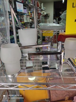 accesorios baño en liquidación