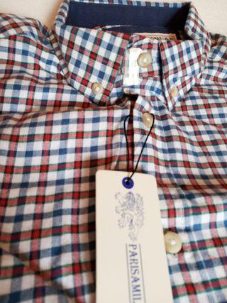 Camisa de hombre TL, Nueva