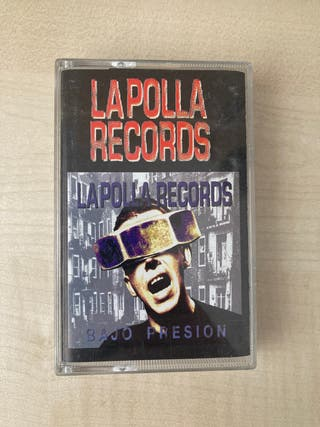 LA POLLA RECORDS - BAJO PRESIÓN