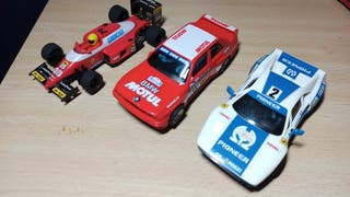 coches Exin scalextric