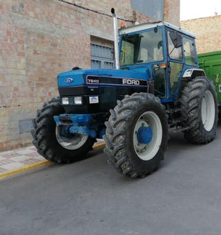 FORD - NEW HOLLAND 7840 ; 100CV 6 CILINDROS
