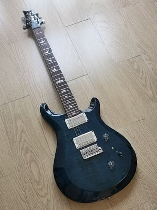 Guitarra PRS S2 Custom 24 whale blue 2018 USA