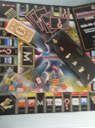 Juego de monopoly empire