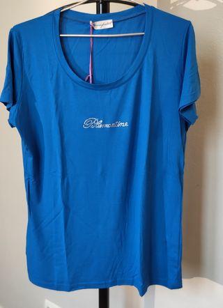 Camiseta verano italiana muy fresca