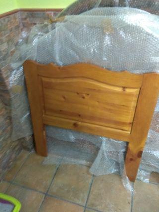 Cabecero de cama 80 cm