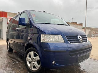 VW MULTIVAN*UNITED*2.5TDI 130cv TIPTRONIK*2009*