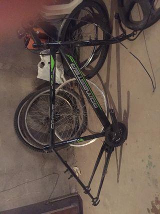 Cuadro bici romester
