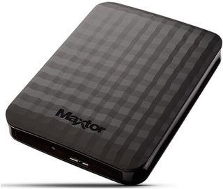 Disco Duro Externo de 2TB Maxtor