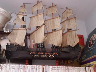 Barco español