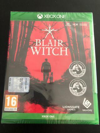 Blair Witch PAL ESP. Nuevo precintado. Xbox