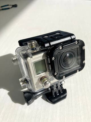 GoPro HERO 3 BLACK + Accesorios