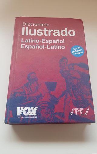 Diccionario latino-español / español-latino