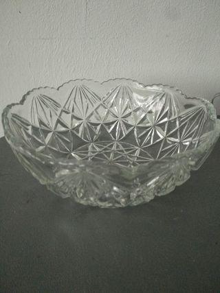 Fuente cristal.