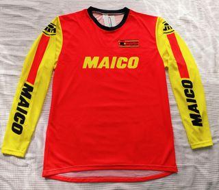 camiseta moto enduro MAICO cross trial montesa