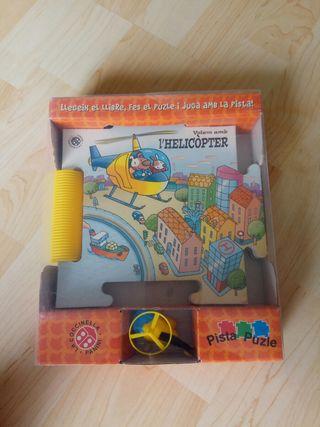 Libro puzzle juguete