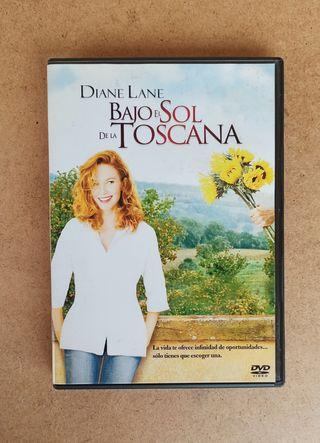Película Bajo el sol de la Toscana