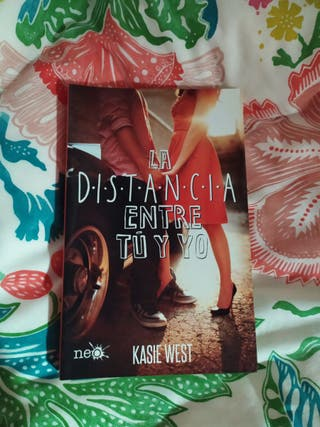 La distancia entre tú y yo de Kasie West