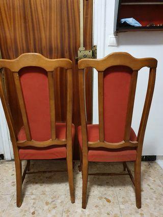 silla sillas las dos por 10eur