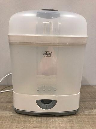 Esterilizador eléctrico de vapor 3 en 1 chicco