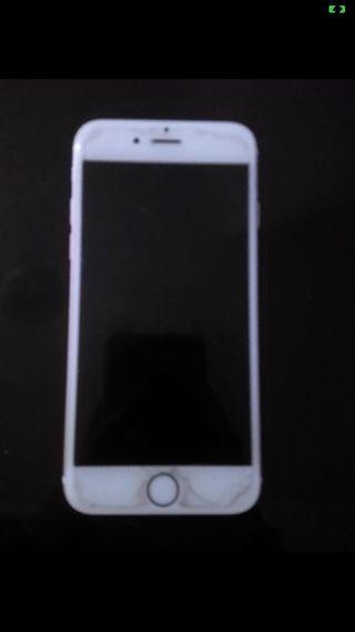 iPhone 6s color rosa( urge venta )