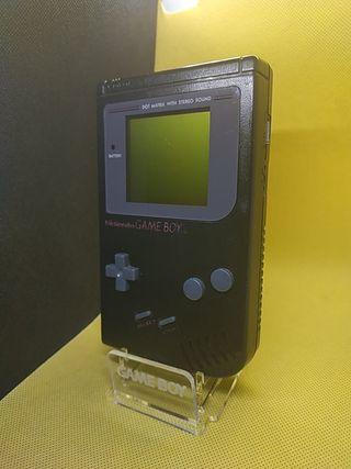 Game Boy DMG Negra 100% original