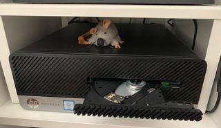 HP Prodesk 400 sff, i7 7700, 16 GB, ssd