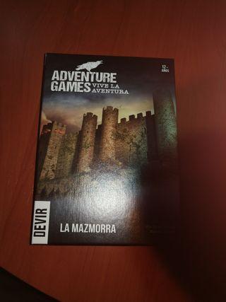 Adventure games. La mazmorra. devir juego
