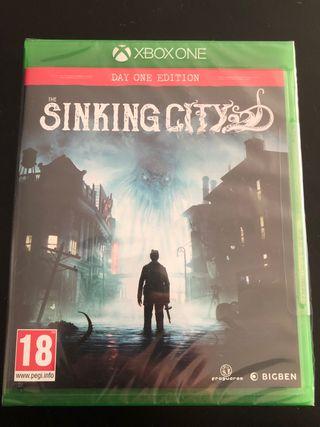 Sinking City Day One PAL ESP. Precintado, Xbox