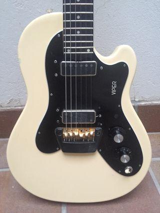1975 Ovation Viper USA guitarra