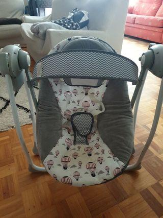hamaca bebé / mecedora bebé marca kinderkraft