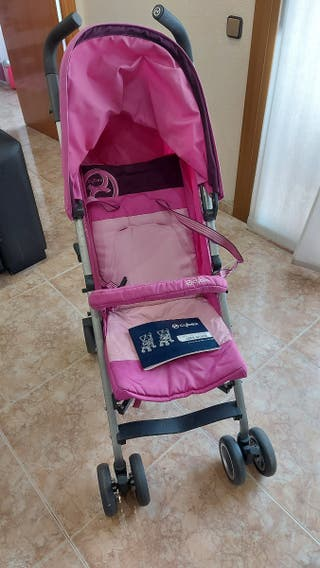 silla de paseo CYBEX con parasol XL unica