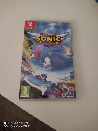 Team Racing Sonic