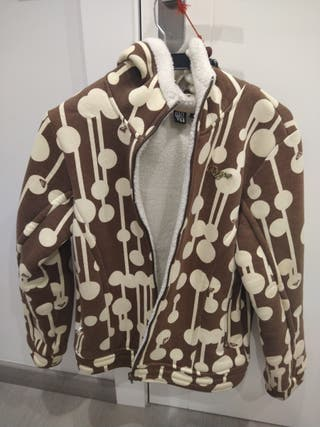 abrigo de borrego Roxy
