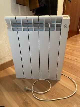 Radiador eléctrico consumo inteligente delonghi